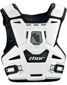 Thor 2018 Sentinel Youth Chest Protector White