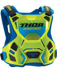 Thor Guardian MX Youth Roost Guard Flo Green