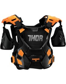 Thor 2020 Guardian Youth Chest Protector Orange/Black
