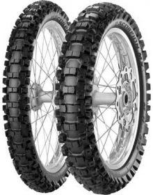 Pirelli Scorpion MXMH 554 MX Mid Hard Rear Tire 110/85-19 DR110-19