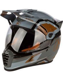 Klim Krios Pro Helmet Rally Metallic Bronze