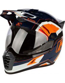 Klim Krios Pro Helmet Rally Striking Orange