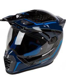 Klim Krios Pro Helmet Mekka Kinetik Blue