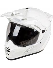 Klim Krios Pro Helmet Haptik White