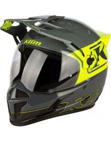 Klim Krios Karbon Adventure Helmet Covert Hi-Vis