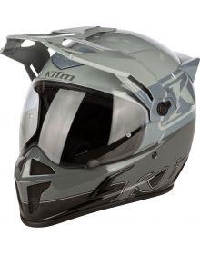 Klim Krios Karbon Adventure Helmet Covert Cool Gray