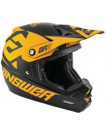 Answer 2020 AR3 Bold Helmet Black/Bus
