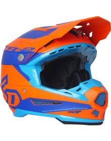 6D Helmets ATR-2 Helmet Sector Orange/Blue