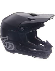 6D 2019 ATR-1 Helmet Matte Black
