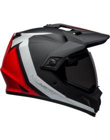 Bell MX-9 Adventure Helmet Switchback Black/Red/White