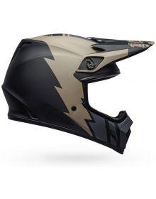 Bell MX-9 Mips Helmet Strike Matte Khaki/Black