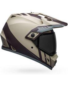 Bell MX-9 Adventure Mips Helmet Dash Sand/Brown/Grey