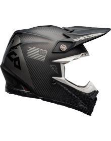 Bell 2021 Moto 9 Flex Helmet SlayCo Matte Black/Black/Gray