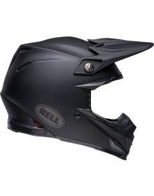 Bell Moto-9S Flex Helmet Matte Black