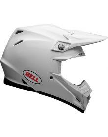 Bell Moto-9S Flex Helmet White