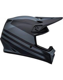 Bell Moto-9 MIPS Disrupt Helmet Matte Black/Charcoal