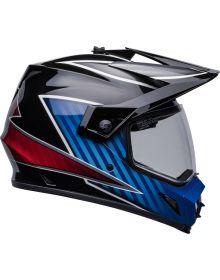 Bell MX-9 ADV MIPS Dalton Helmet Black/Blue