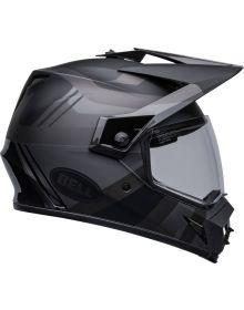 Bell MX-9 ADV MIPS Blackout Helmet Matte Black/Gloss Black