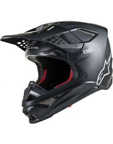 Alpinestars M-8 Helmet Matte Black