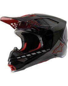Alpinestars S-M10 Supertech LE San Diego 2020 Helmet Black/Red/Grey