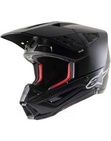 Alpinestars SM5 Solid Helmet Matte Black