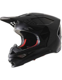 Alpinestars M-8 Helmet Black/Gray