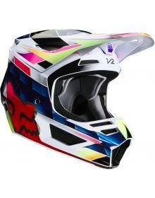 Fox Racing 2020 V2 Kresa Helmet Multi