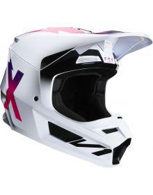 Fox Racing 2020 V1 Werd Helmet White