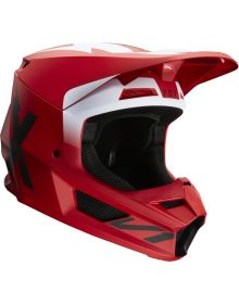 Fox Racing 2020 V1 Werd Helmet Flame Red
