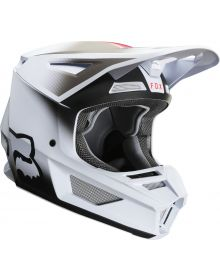 Fox Racing 2020 V2 Vlar Helmet White