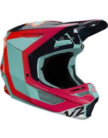 Fox Racing V2 Voke Helmet Aqua