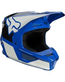 Fox Racing V1 Revn Helmet Blue