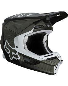 Fox Racing V2 Speyer Helmet Black