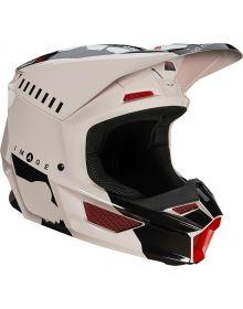 Fox Racing V1 Illmatik Helmet Pale Pink
