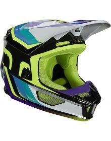 Fox Racing V1 Tro Helmet Aqua