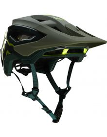 Fox Racing Speedframe Pro MTB Helmet Pine