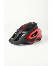 Fox Racing MTB Speedframe Pro Black/Red