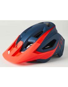 Fox Racing MTB Speedframe Pro Helmet Repeater Dark Indigo