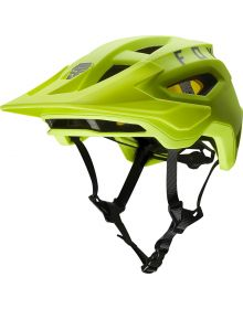 Fox Racing MTB Speedframe MIPS Helmet Flo-Yellow