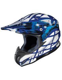 HJC RPHA-X Helmet Tempest Blue