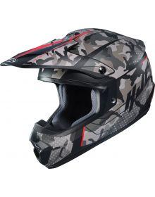 HJC CS-MX Sapir Helmet Camo/Red