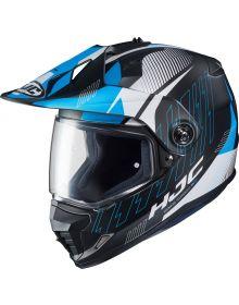 HJC DS-X1 Gravity Helmet Blue/Black/White
