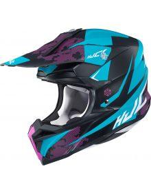 HJC i 50 Tona Helmet Blue/Purple