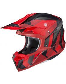 HJC i50 Vanish Helmet Red/Black