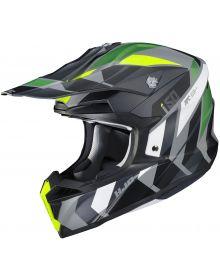 HJC i50 Vanish Helmet Hi-Viz