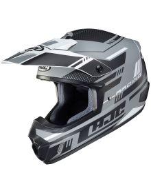 HJC CS-MX 2 Trax Helmet Black