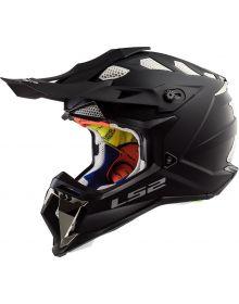 LS2 Helmets Subverter Helmet Matte Black