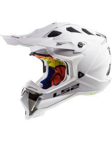 LS2 Helmets Subverter Helmet Glossy White