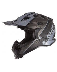 LS2 Subverter Ray Helmet Matte Black Tonal