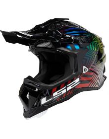 LS2 Subverter Supercollider Helmet Holo Burst